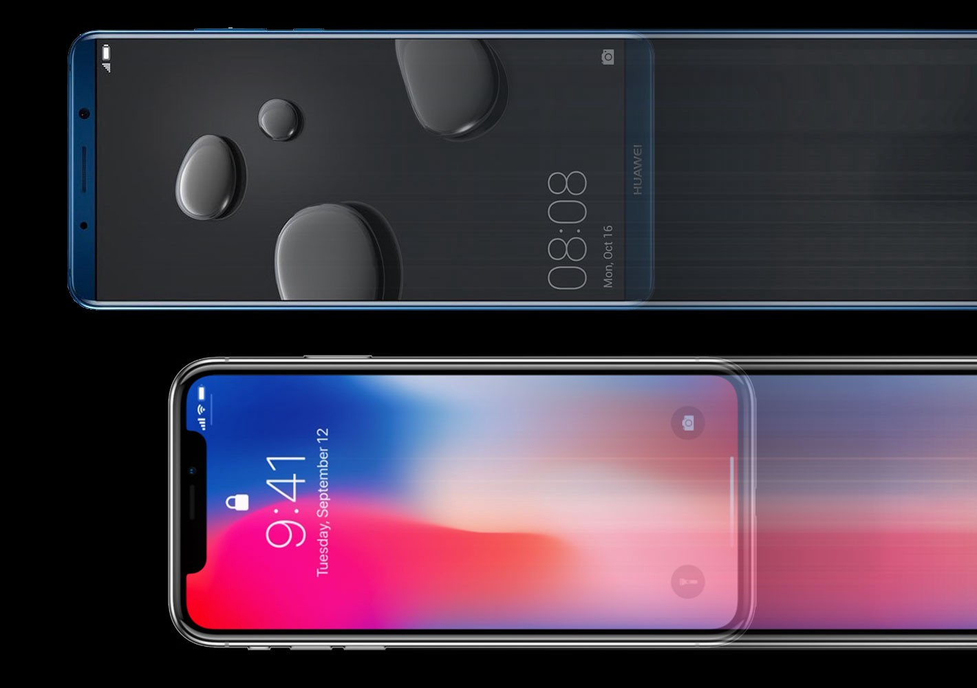 Huawei Mate 10 Pro vs. Apple iPhone X: The Ultimate Comparison