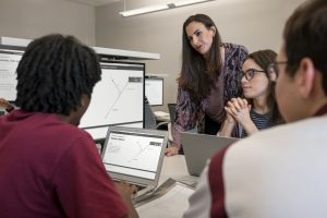 Redefining Classroom Experiences with Active Learning Room Technology