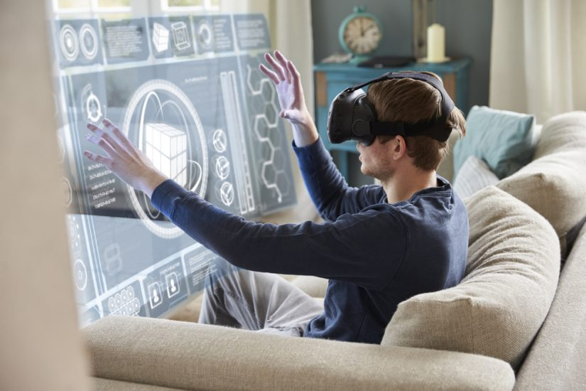 VR and digital signage
