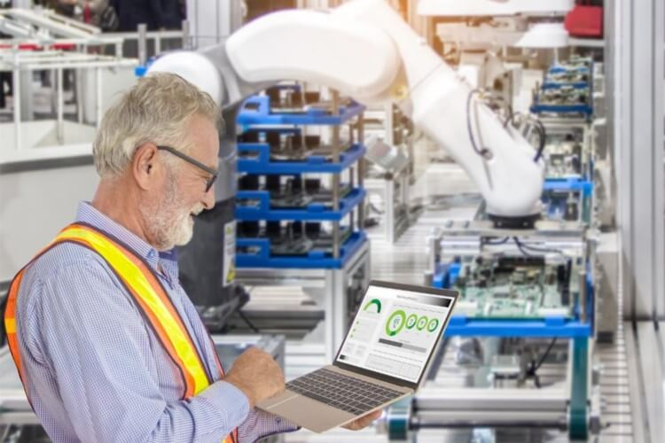 Digital Transformation Trends Driving Industry 4.0
