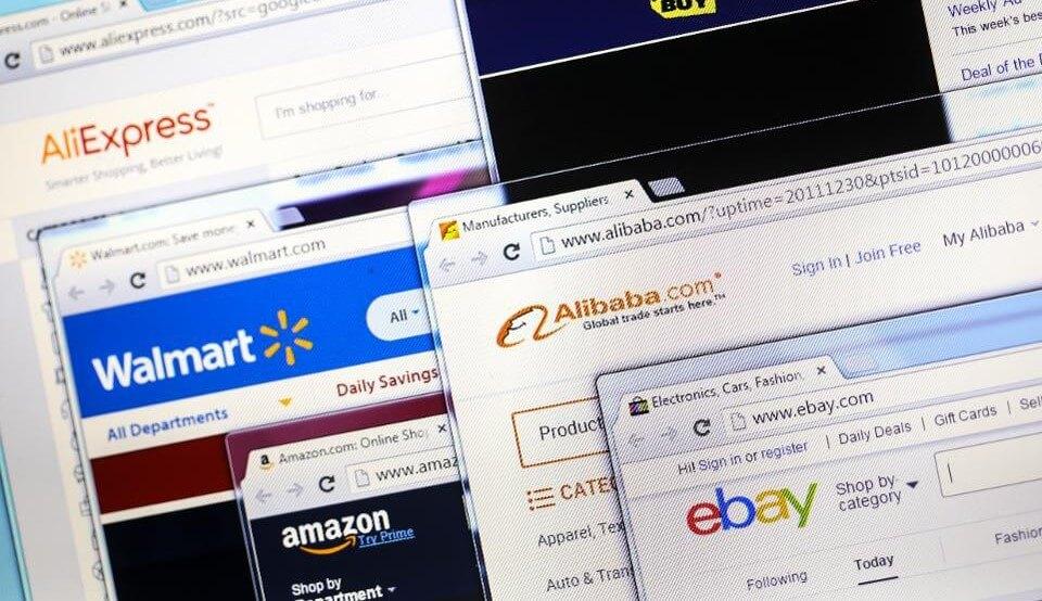 Alibaba vs. Amazon