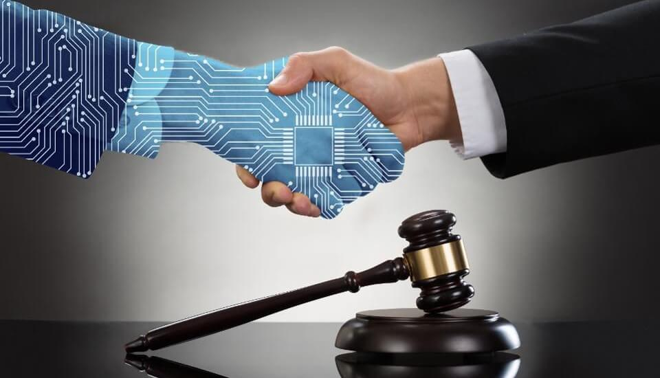 Digital transformation trends in law