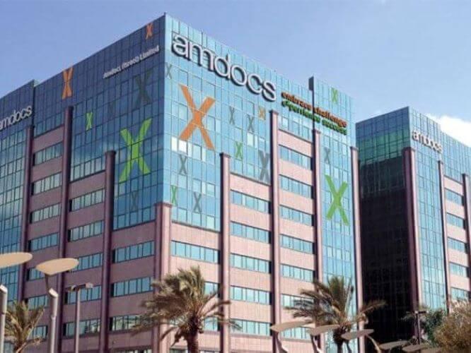 Amdocs earnings report