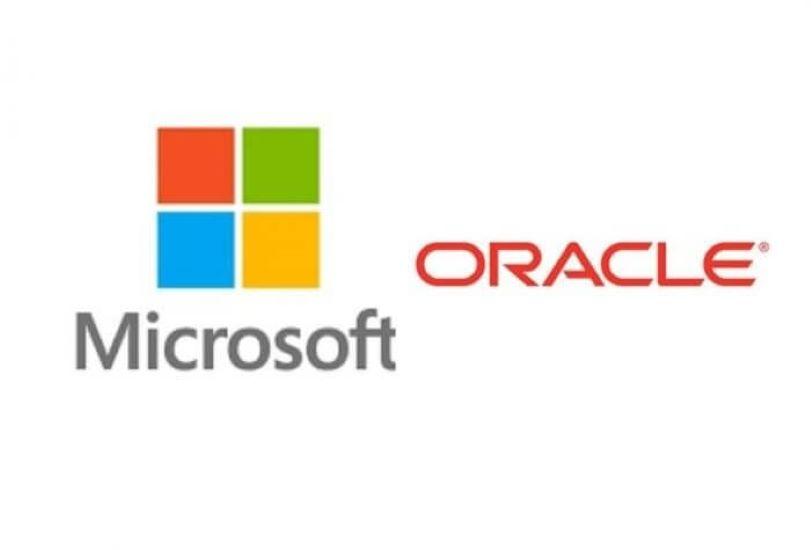 microsoft oracle partnership