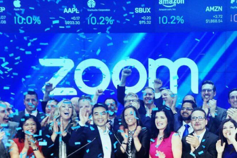 Zoom IPO