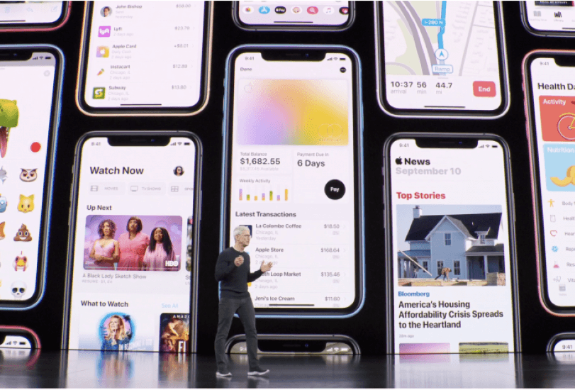 Apple Event: A Killer Launch For Any Company Other Than Apple