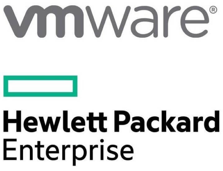 HPE and VMware Deliver VMware Cloud Foundation as a Service