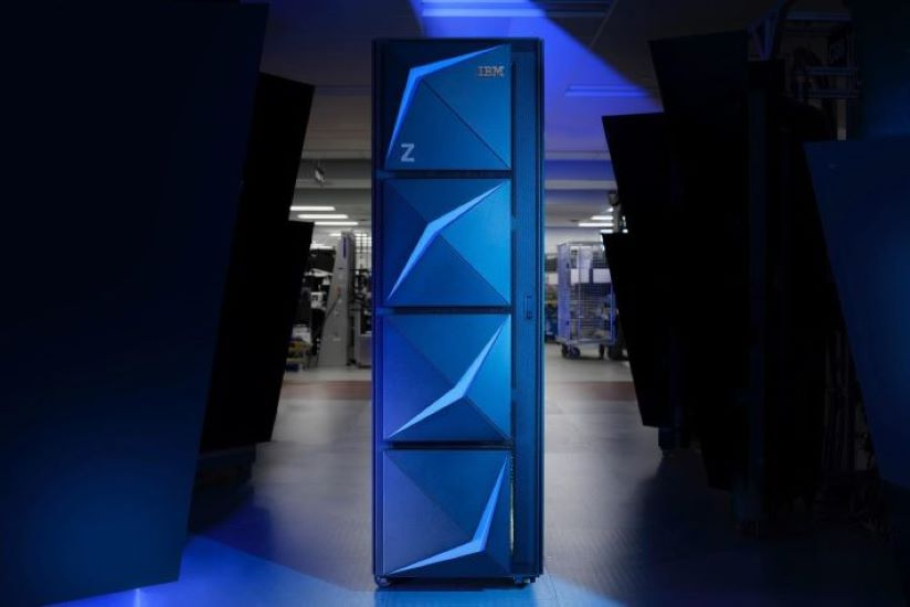 IBM Launches New Mainframe the IBM z15