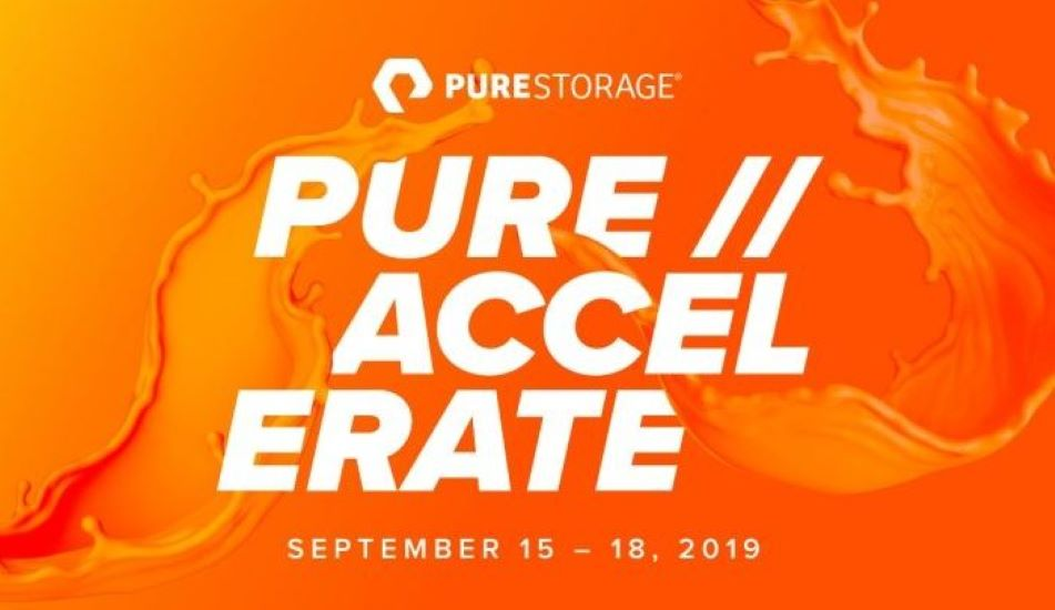 Pure Storage Accelerate: Flash, Cloud, AI and Everything-as-a-Service