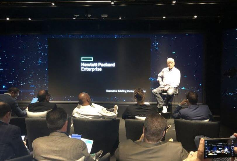 HPE Analyst Event: Experience The Key To Its Long Term Strategy