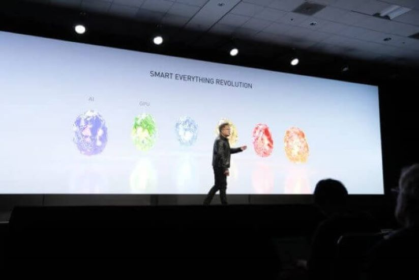 MWCA 2019: NVIDIA Makes Audacious Debut and Sets the Tone for Smart Everything Revolution