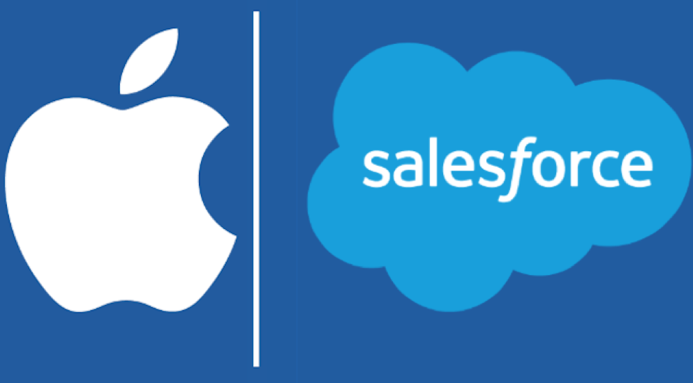 Apple and Salesforce Use Dreamforce 2019 To Announce Partnership