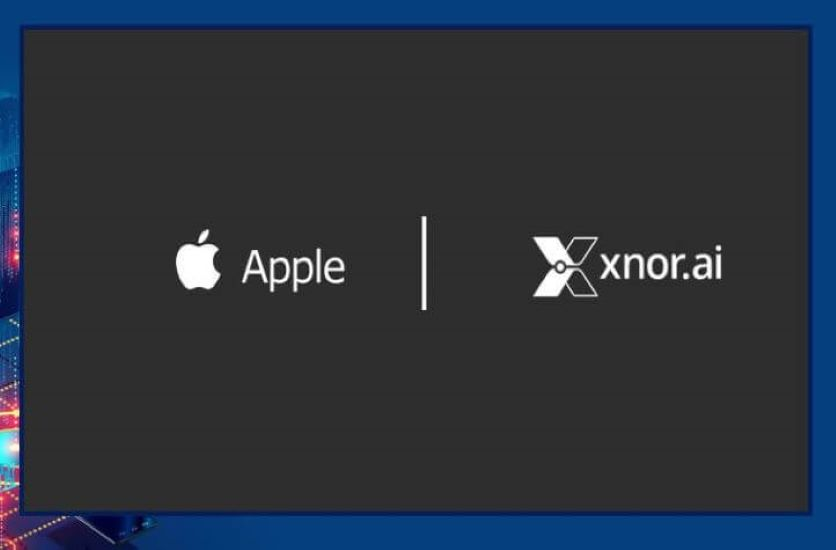 Apple's Acquisition of Xnor.ai Aims to Deliver TinyML to Edge Devices