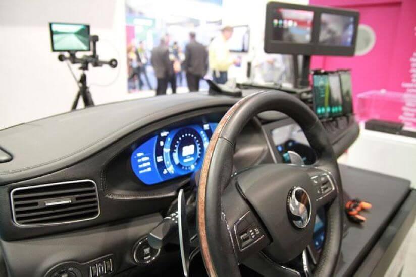 Qualcomm Announces New Autonomous Platform At CES 2020.