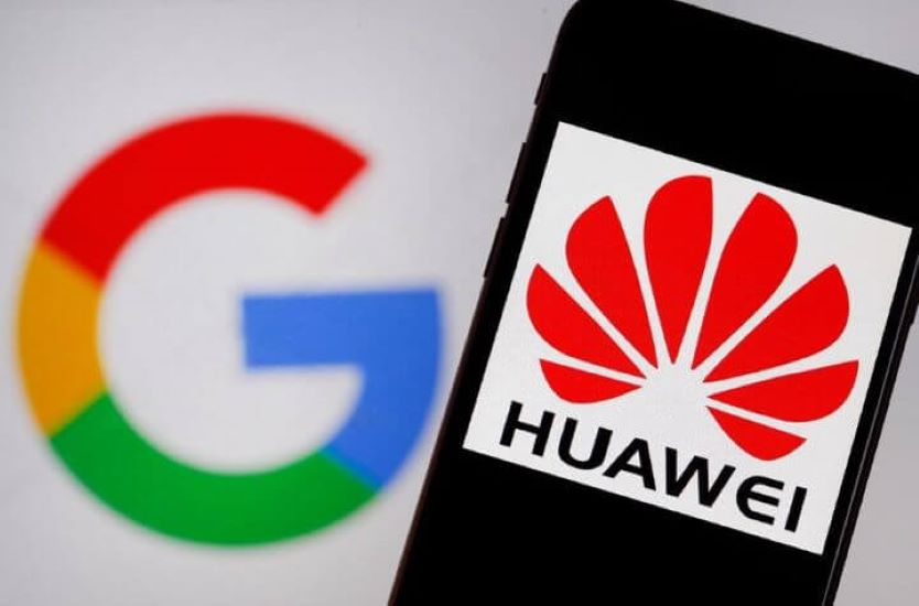 Google Applies for Permission to Resume Business with Huawei