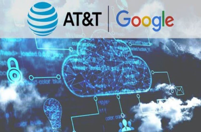 Google Cloud and AT&T Team to Build 5G Edge Computing Solutions