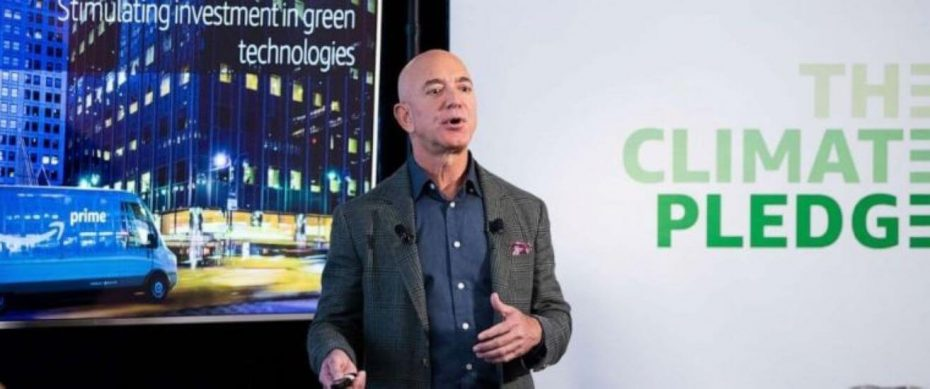 Amazon Continues its Climate Pledge Committing Another $2 Billion