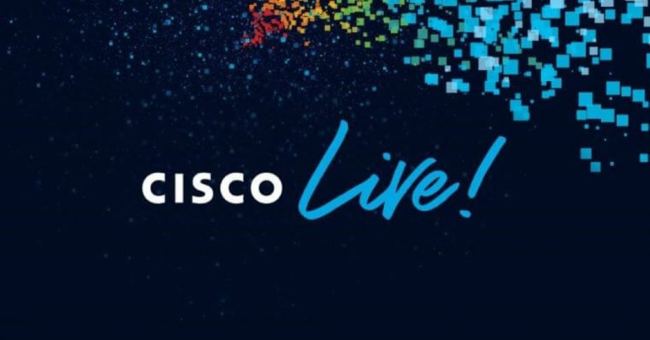 Cisco Live! — Cisco's Internet for the Future is Meeting COVID-19 and Digital Divide Challenges Today