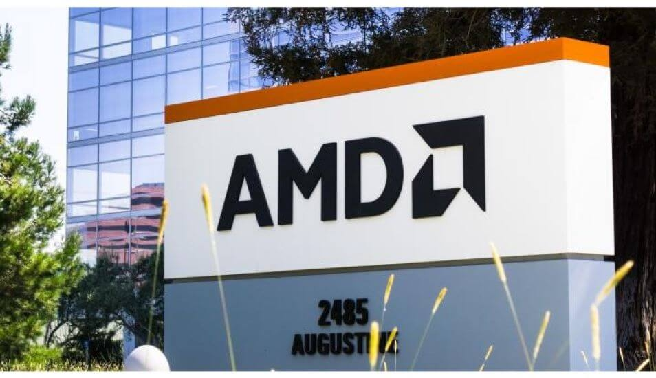 AMD Firing On All Cylinders as Tech Continues to Outperform