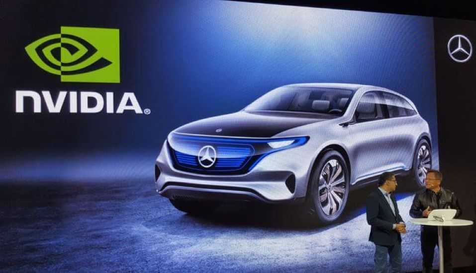 Mercedes-Benz partners with NVIDIA to Deliver the Next Generation of Automotive Innovation