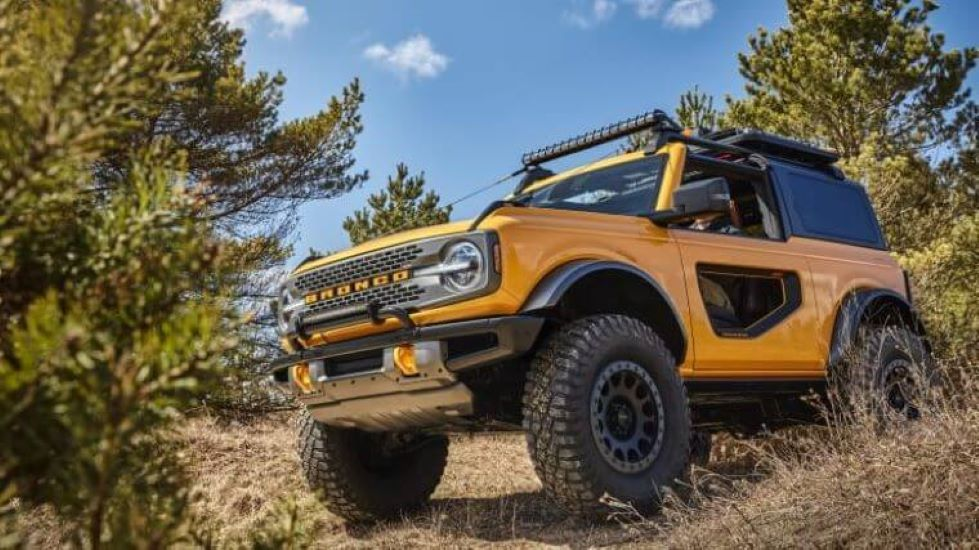 Ford Bronco Surpasses Expectations: Comes With Advanced Tech