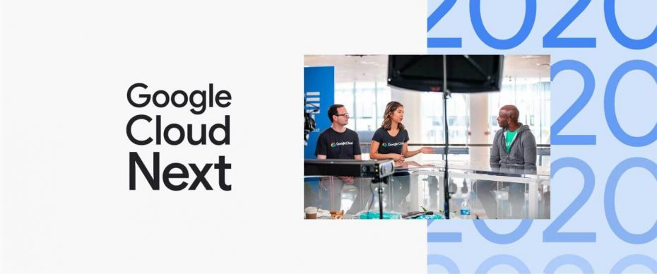 Google Cloud Next '20: OnAir Digital Event Recap