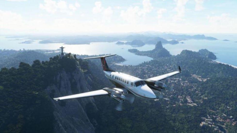 Microsoft Azure Boosts Popular Microsoft Flight Simulator Game