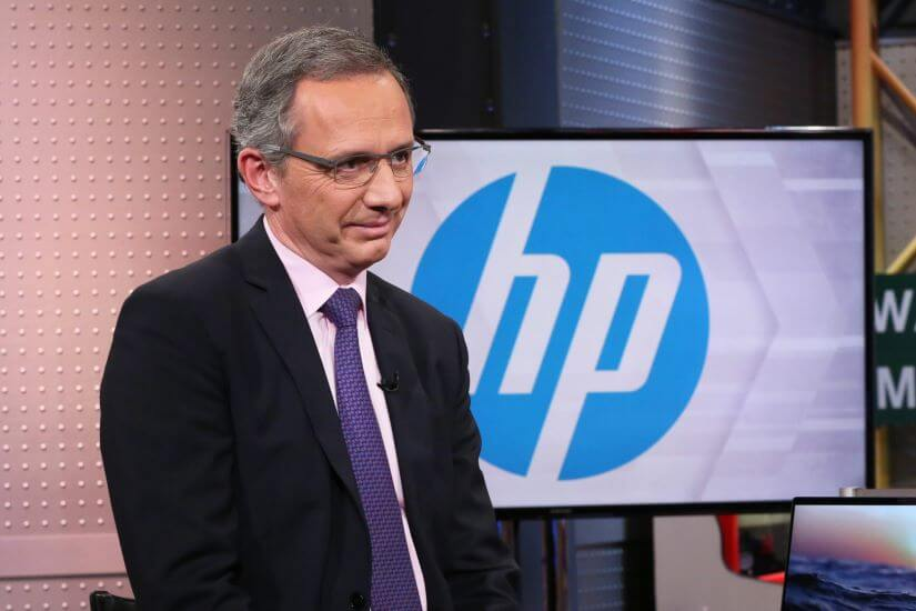 HP Delivers Record Breaking Quarter to Close Out Year